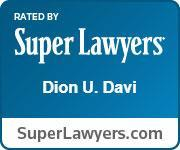 Dion Davi Super Lawyers