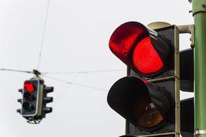 DuPage County criminal defense lawyer, red-light traffic tickets